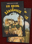 Un secol de zadarnicie (2 vol.)