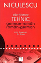 Dictionar tehnic german-roman / roman-german